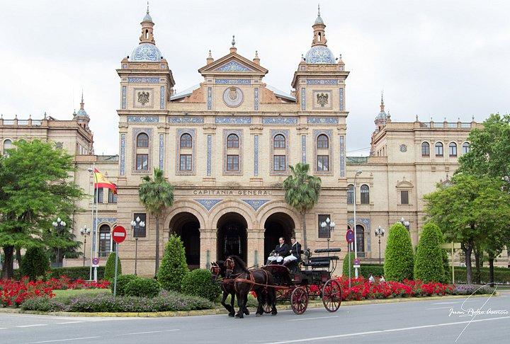 Puerta Plaza de España