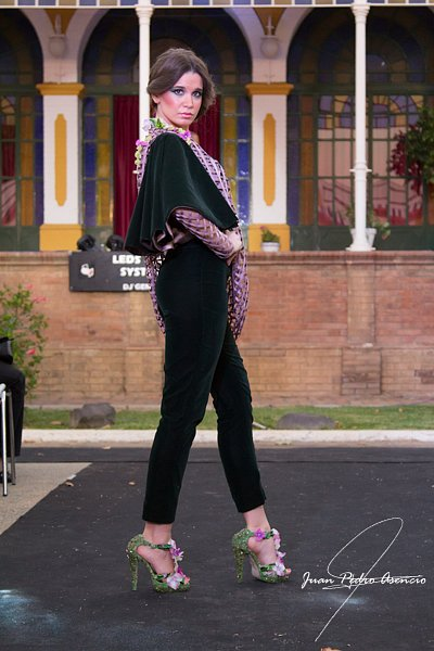 Desfile Moda, Arquitectura y Moda Flamenca